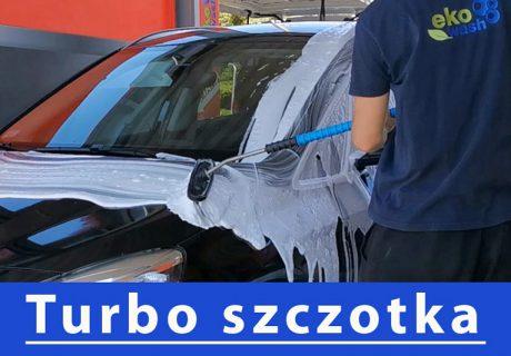 Turbo szczotka - nowy program mycia