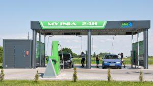 Myjnia Design Standard