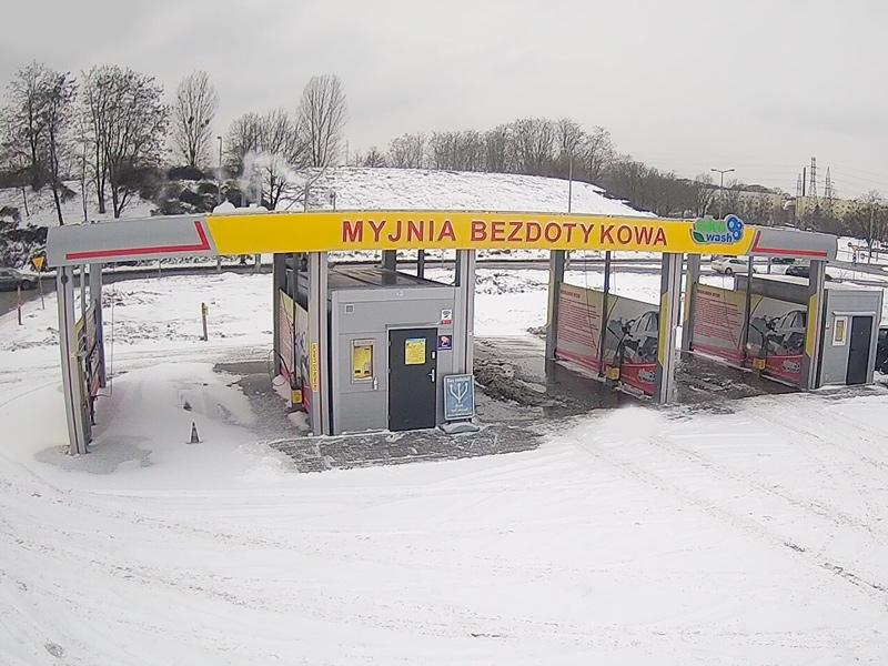 Wyłączenie stanowiska narażonego na zawiewanie śniegu